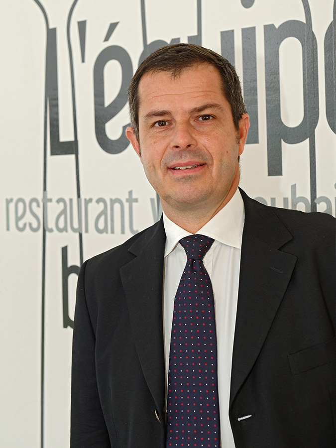 Philippe Degueurce – Director Ansamble Africa and Middle East