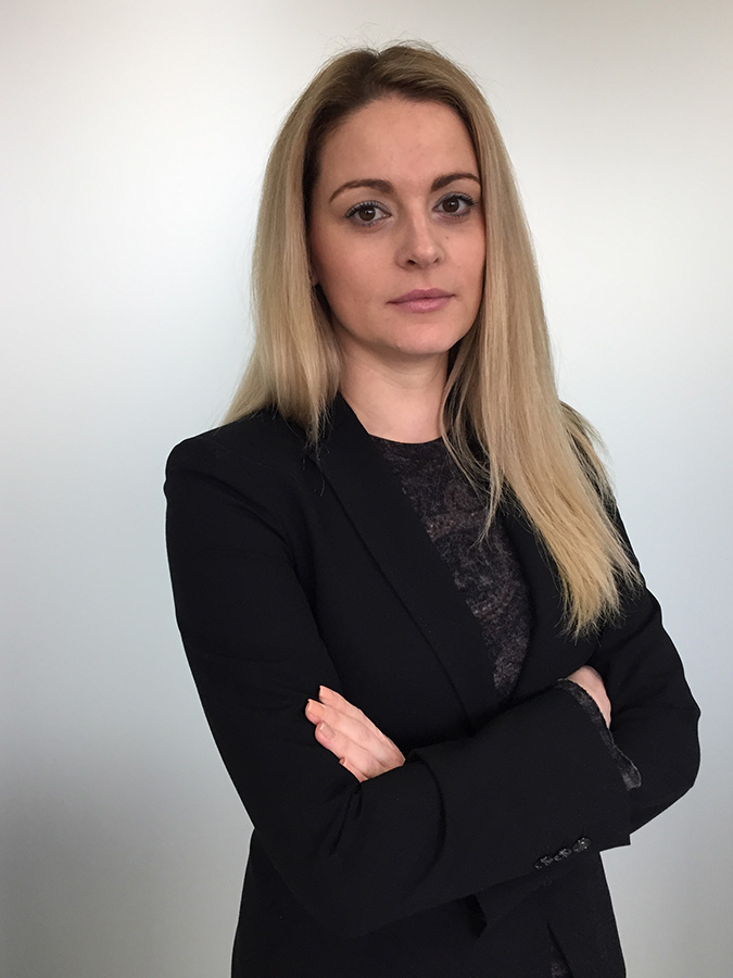 Daniela Bitu - Sales manager Ansamble Romania